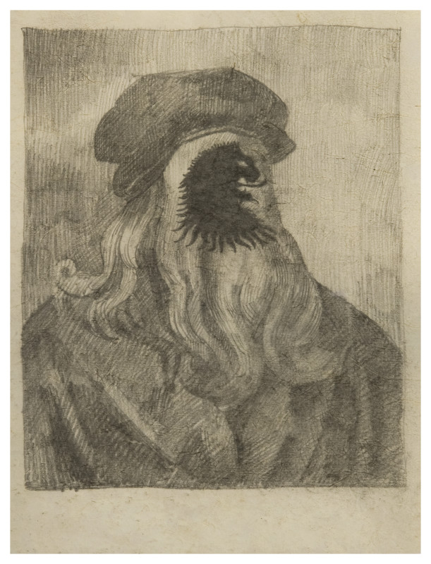 Wolfe von Lenkiewicz, Leonardo da Vinci 1, 2011