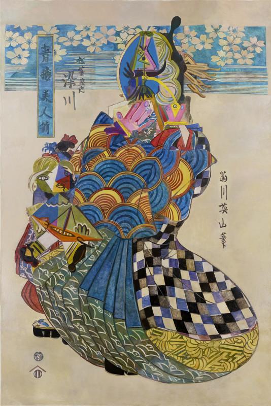 Wolfe von Lenkiewicz, The Peacock, 2014-2015
