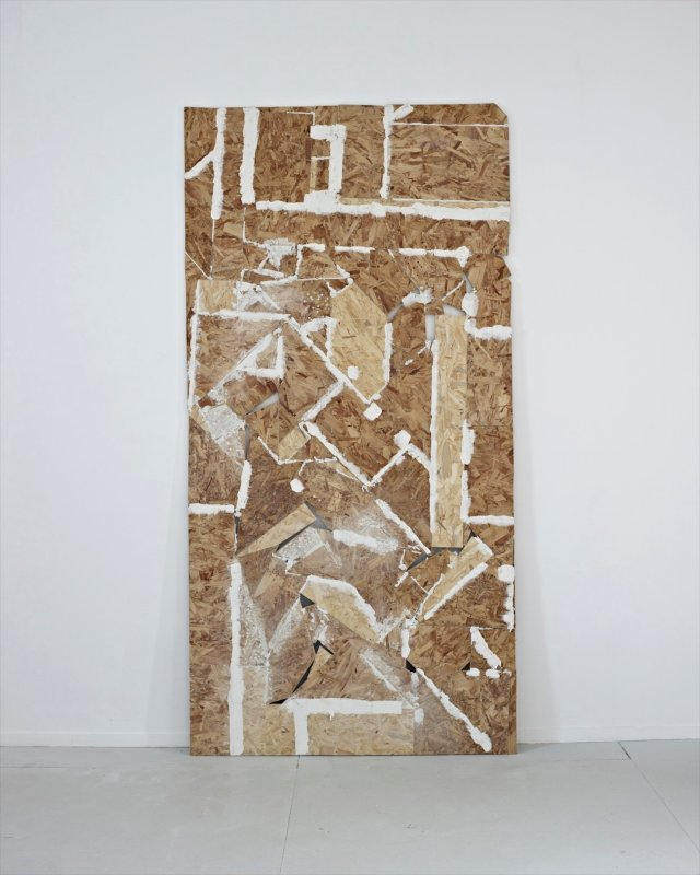 Paul Merrick, Untitled (OSB), 2013