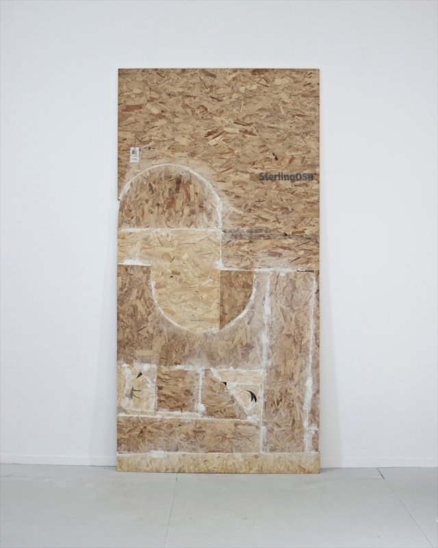 Paul Merrick, Untitled (OSB2), 2013