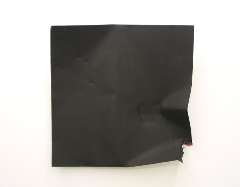 Paul Merrick, Untitled (Black Chew), 2007