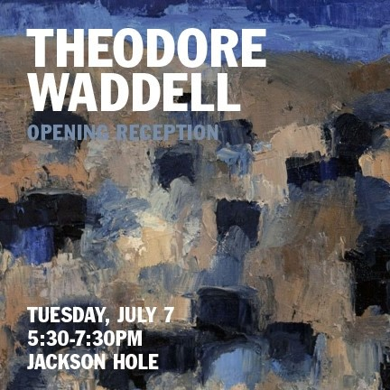 Theodore Waddell | Natural Rhythms , Opening Reception