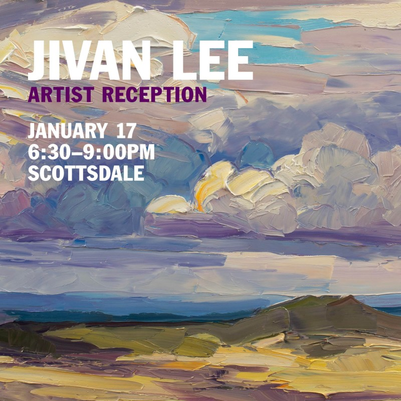 Jivan Lee 'Tributary' Reception , Meet the Artist