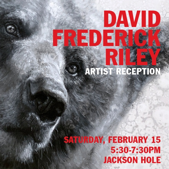 David Frederick Riley Altamira Debut Show in Jackson, Meet the Artist