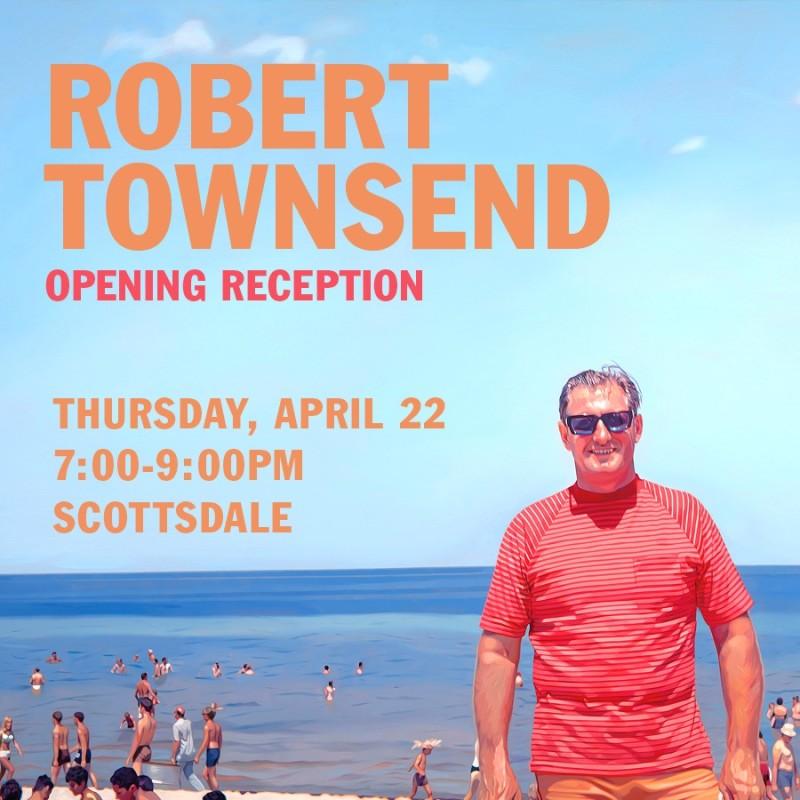 Robert Townsend Artist Reception, Meet the Artist