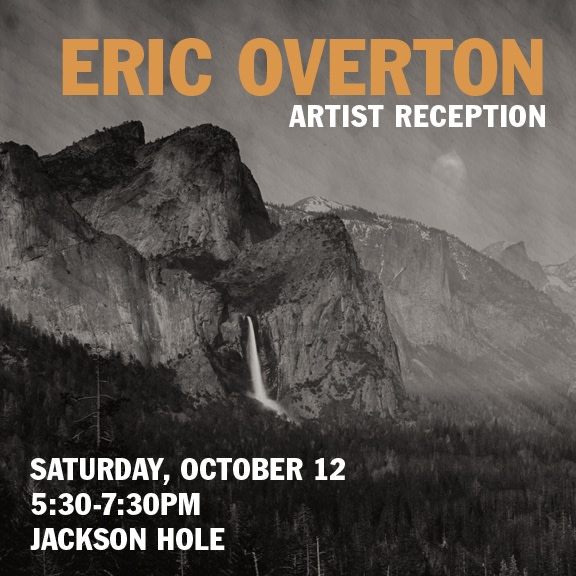 Eric Overton Reception