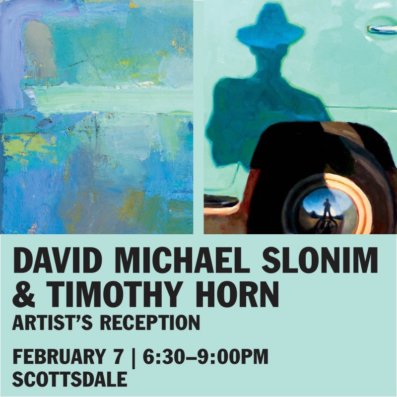 Slonim & Horn | Dual Exhibitions in Scottsdale