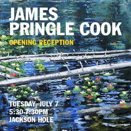 James Pringle Cook | The Painted Image