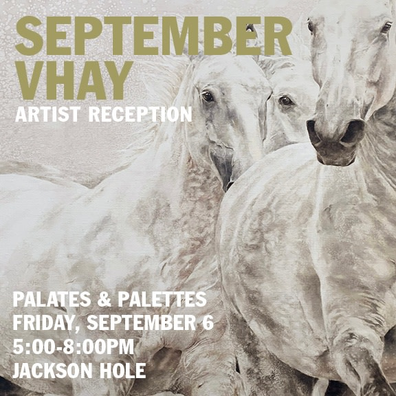 Meet the Artist: September Vhay