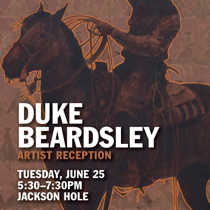 Duke Beardsley Artist Reception