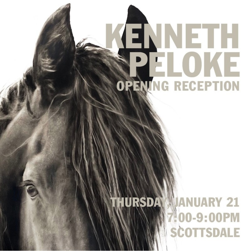 Kenneth Peloke Exhibition, Inner Resolve