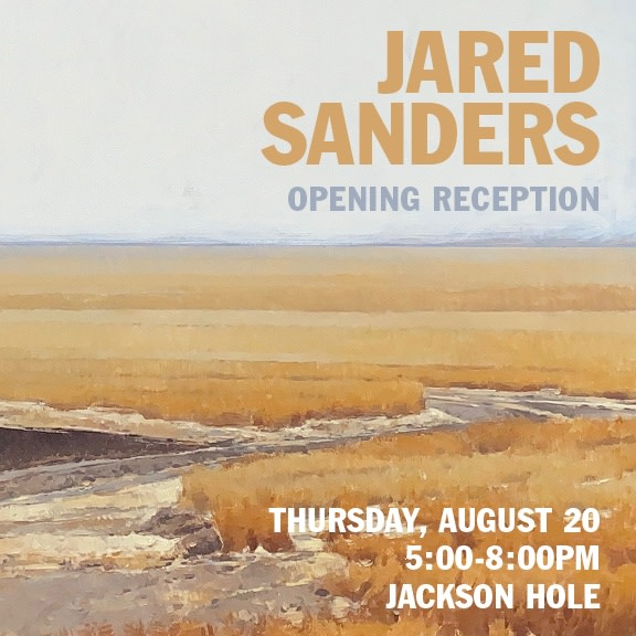 Jared Sanders ArtWalk Reception, Natural Design Exhibition