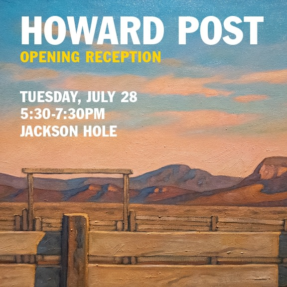 Howard Post Opening Reception, Western Perspectives