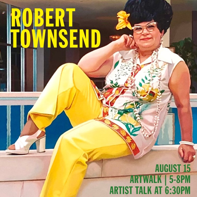 Meet the Artist: Robert Townsend