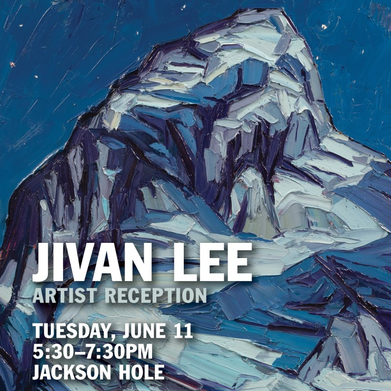 Jivan Lee Artist Reception , Icons of the American West Exhibition