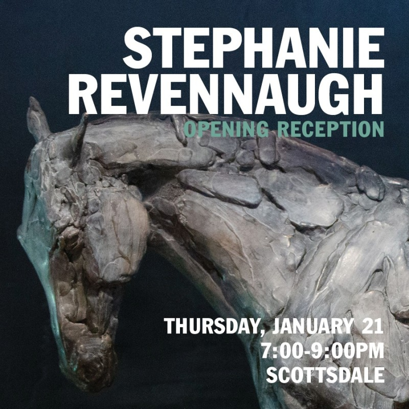 Stephanie Revannaugh Exhibition