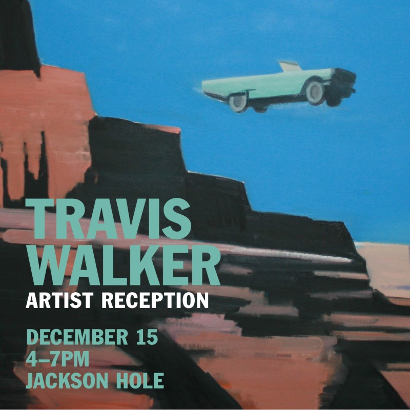 Travis Walker 'Autofiction' Show Reception, Meet the Artist