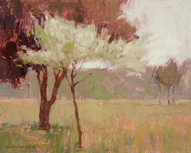 Altamira Fine Art Welcomes Colorado Painter David Grossmann