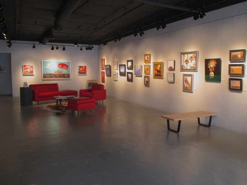 Altamira Fine Art Scottsdale Debuts New Small Work Show