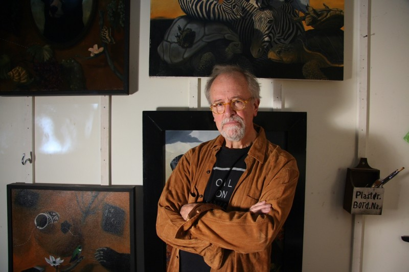 Museum Exhibition for Robert McCauley Opens at Bainbridge Island Musuem of Art