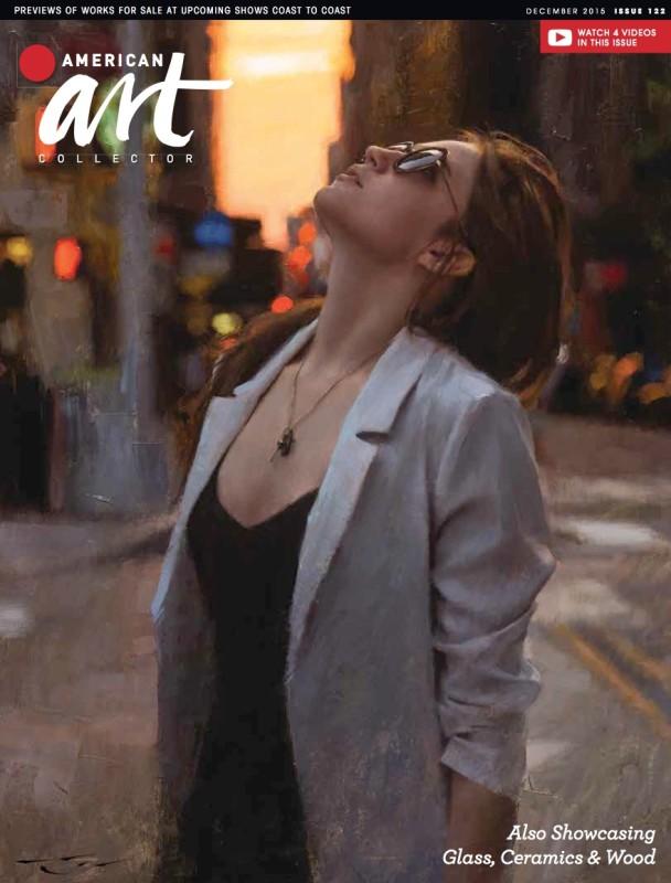 Courtesy American Art Collector Magazine