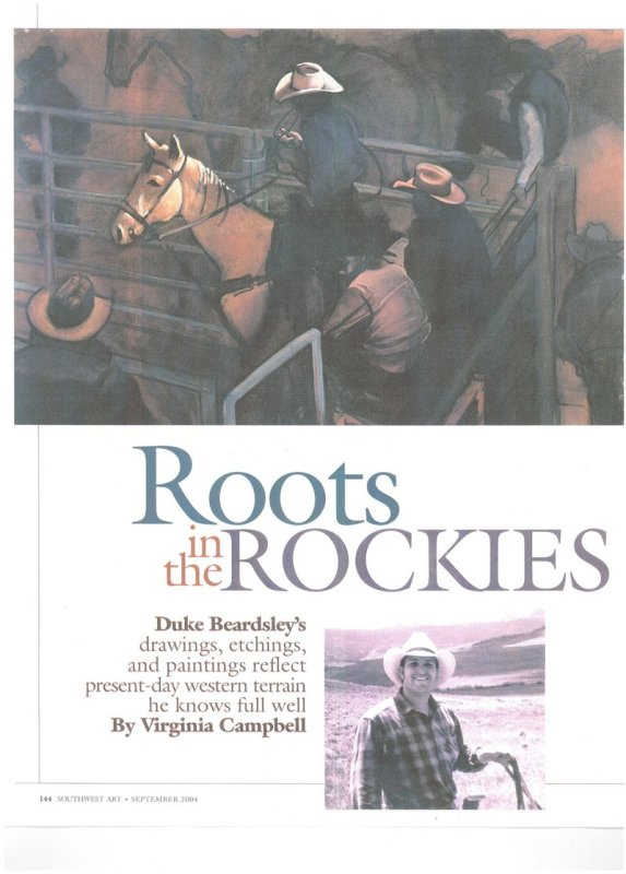 Roots in the Rockies