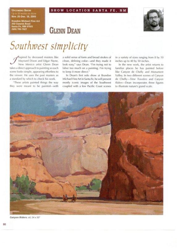 Southwest Simplicity
