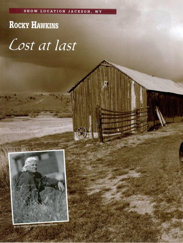 Lost at Last: Rocky Hawkins