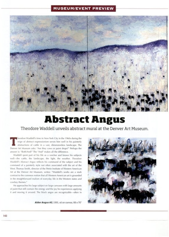 Abstract Angus