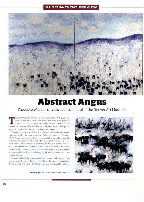 Abstract Angus