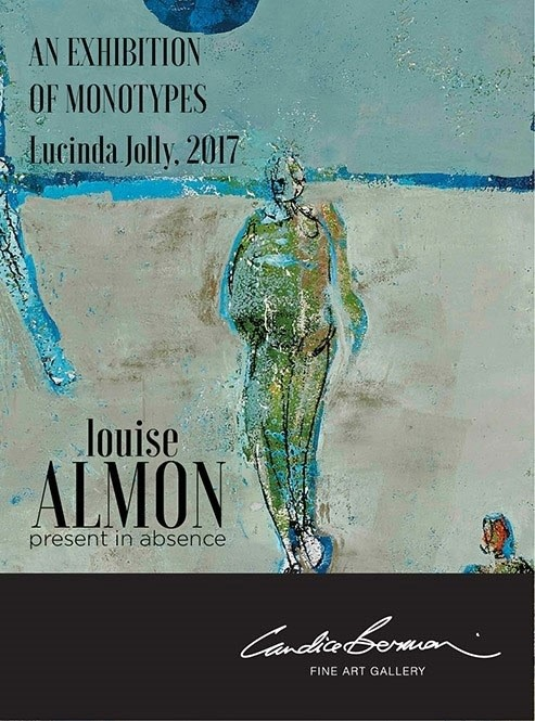 Louise Almon: Present in Absence | An Exhibition of Monotypes by Lucinda Jolly