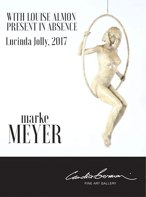 Marke Meyer with Louise Almon | Present in Absence , by Lucinda Jolly