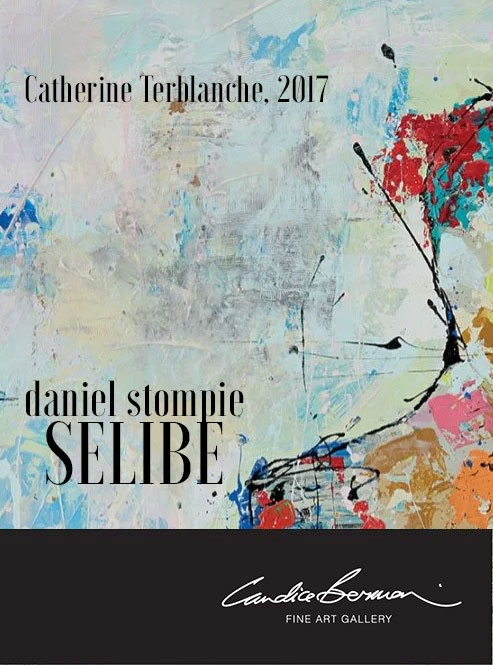 Daniel Stompie Selibe, by Catherine Terblanche