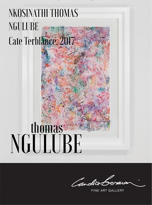 Traces | Nkhosinathi Thomas Ngulube, by Catherine Terblanche