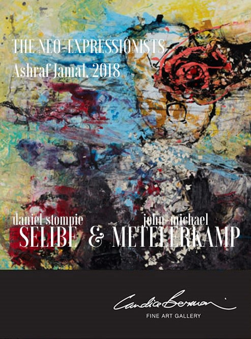 The Neo-Expressionists, John-Michael Metelerkamp and Stompie Selibe
