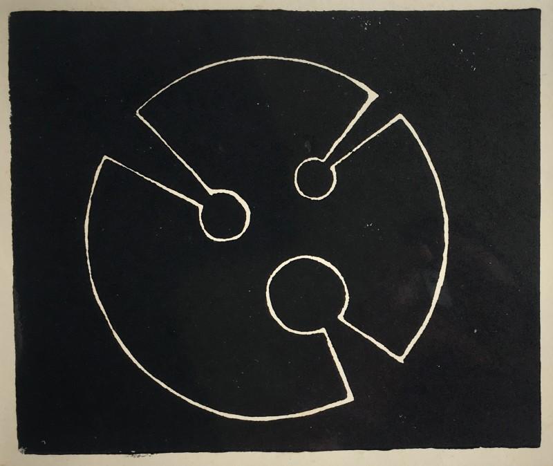 DENIS MITCHELL (1912-1993)  STUDY FOR SCULPTURE