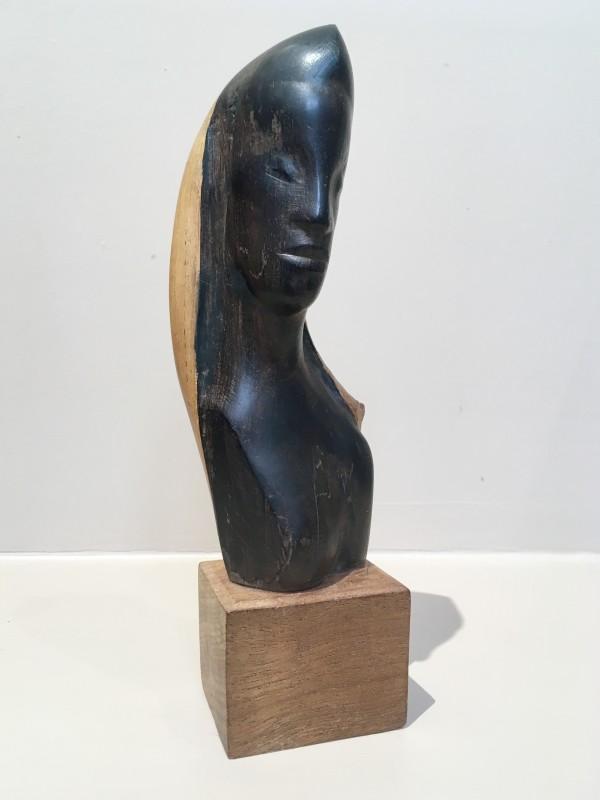 CONSTANCE-ANNE PARKER (1921-1996)  EBONY GIRL  SOLD