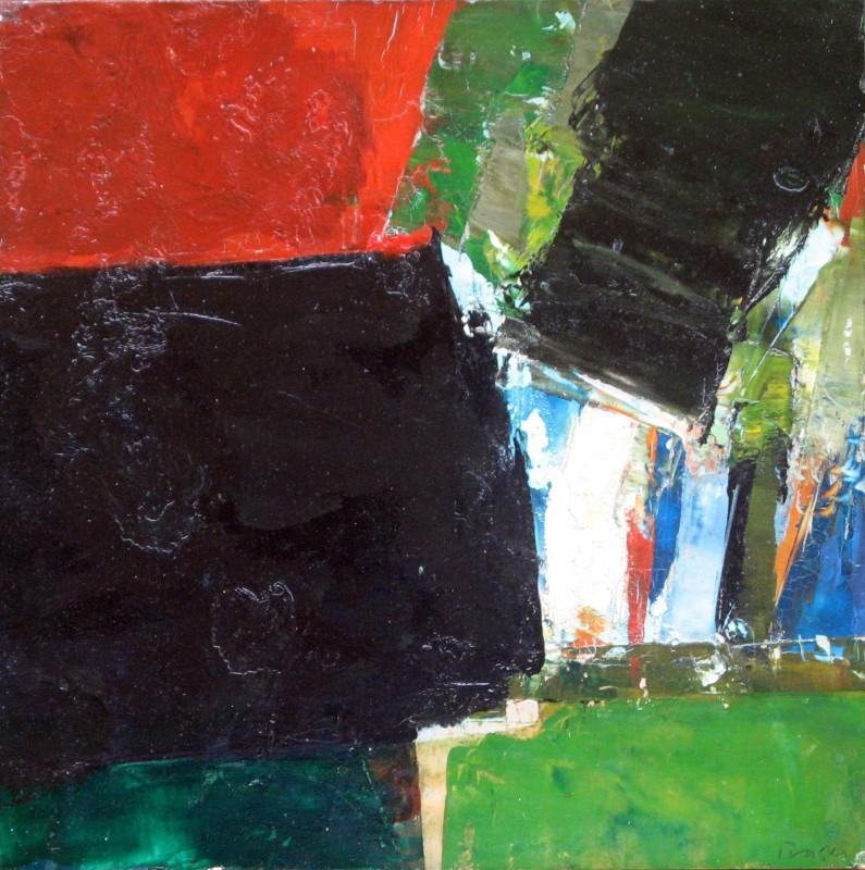DONALD HAMILTON FRASER (1929-2009)  LANDSCAPE, c. 1960