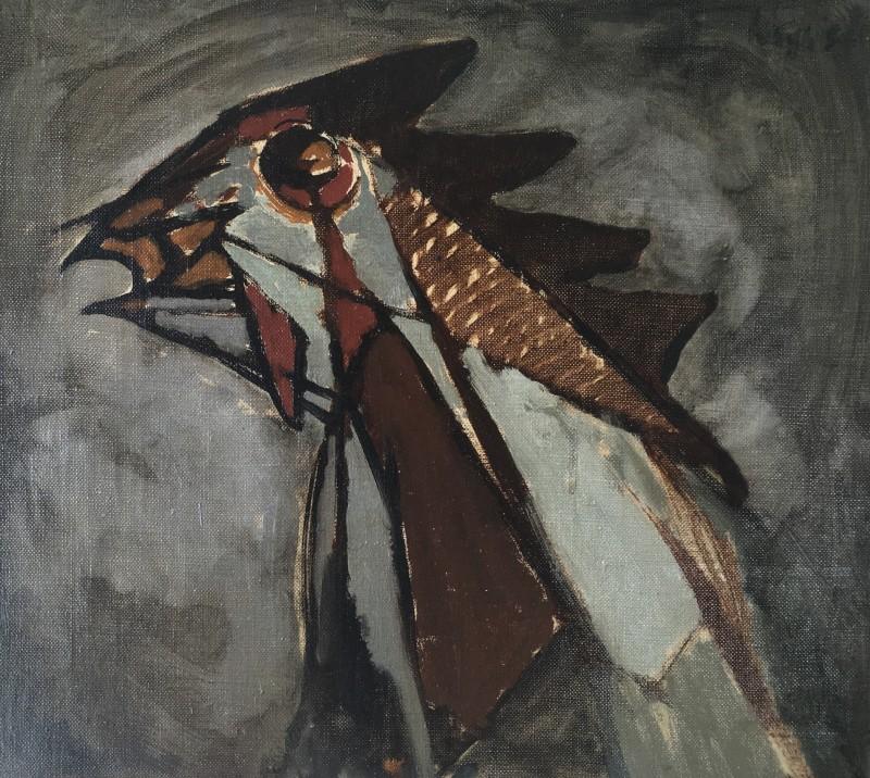 PETER HAIGH (1914-1994)  COCKEREL, 1954