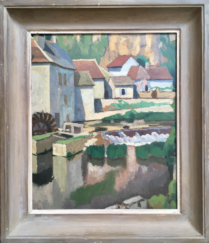 ROGER FRY (1866-1934)  ANGLES SUR L'ANGLIN, c. 1912  SOLD