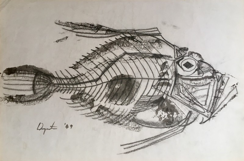 BRYAN WYNTER (1915-1975)  JOHN DORY, 1949  SOLD