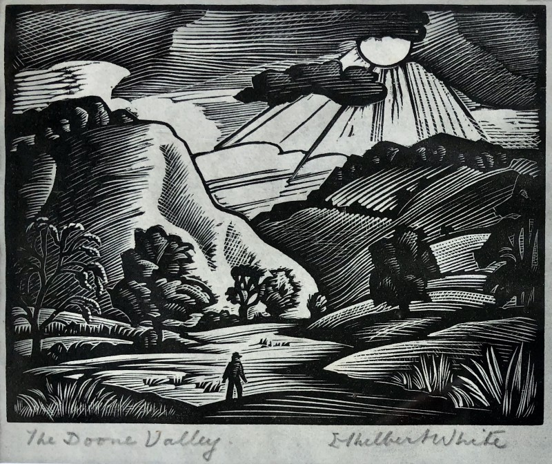 Ethelbert White (1891-1972)The Doone Valley, 1923