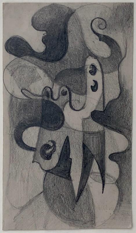 Cuthbert Hamilton (1885-1959)Composition, c. 1930
