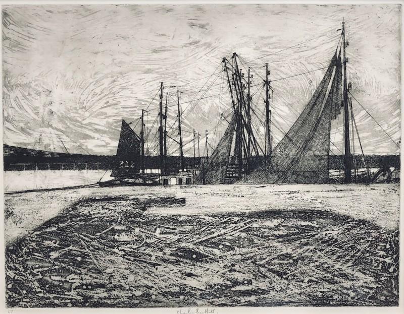 Charles Bartlett (1921-2014)Harbour, 1967