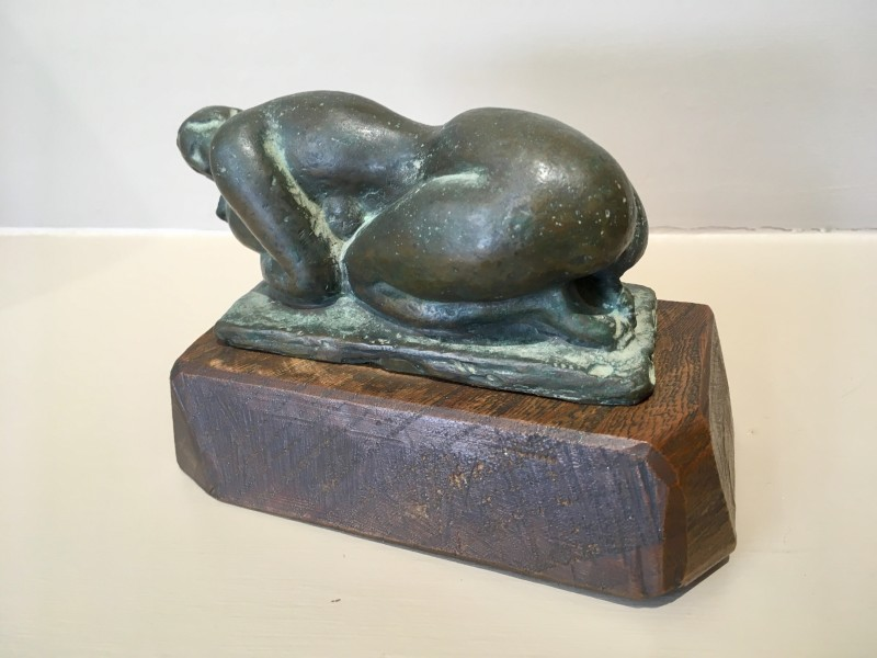 Frank Dobson, Study for The Fount 1947/8