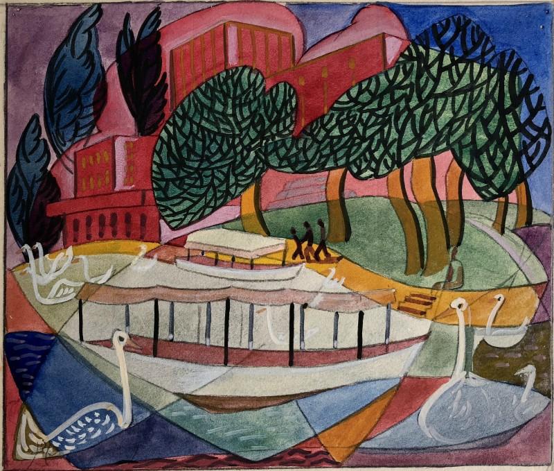 Doris Hatt (1890-1969)Stratford, 1950s