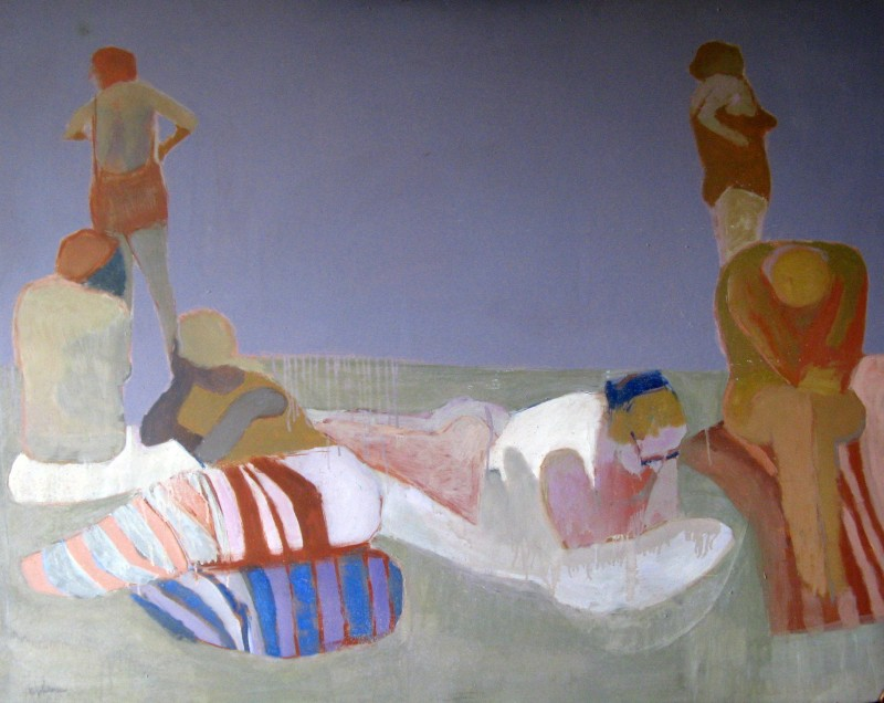 Hans Schwarz, Bathers I