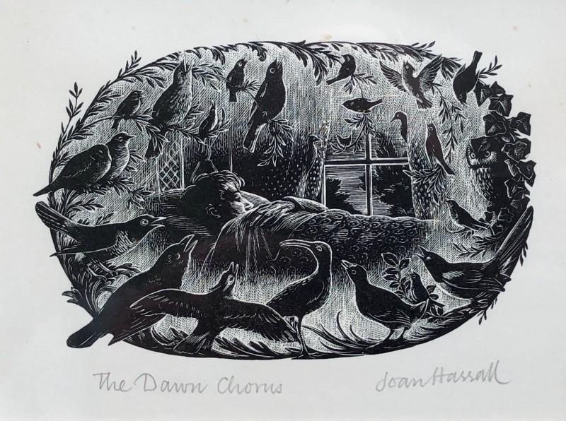 Joan Hassall (1906-1988)The Dawn Chorus
