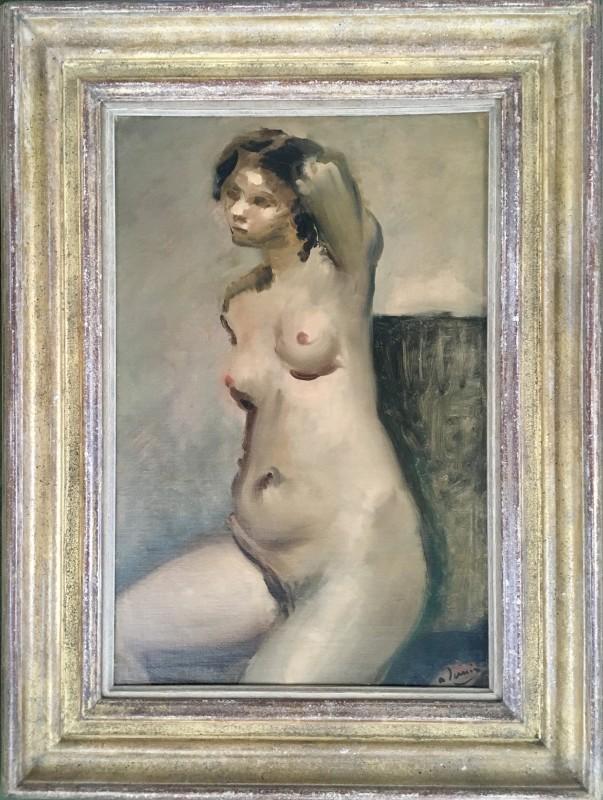 André Derain (1880-1954)Le nu, c. 1923