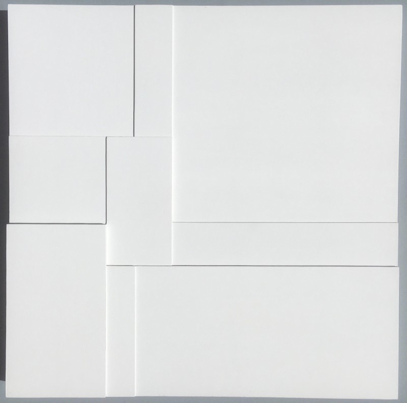 Jean Spencer (1942-1998)White Relief No. 10, 1968-69